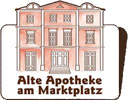Alte Apotheke am Marktplatz Mering
