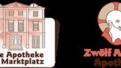 Alte Apotheke Mering und Zwölf Apostel Apotheke Augsburg