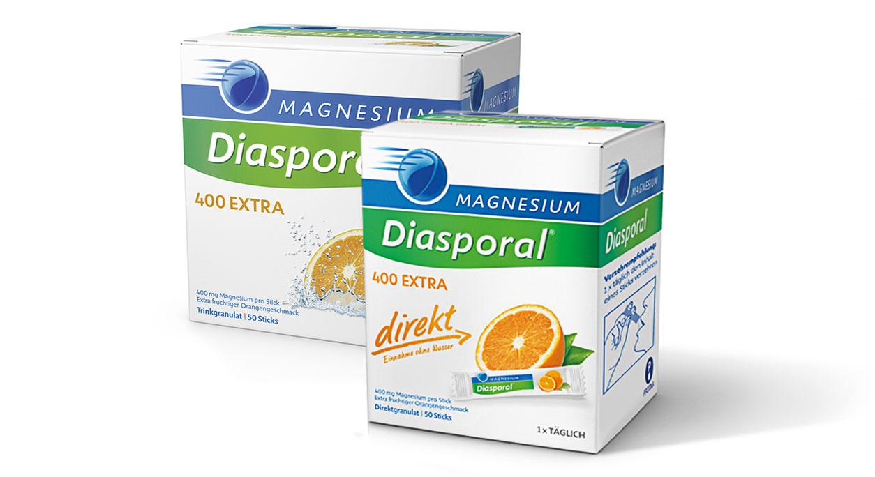 Magnesium Diasporal Infotag